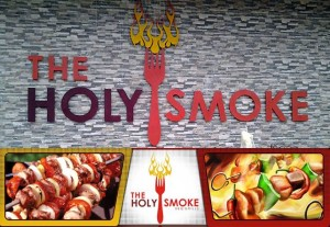The Holy Smoke BBQ Live Grill Restaurant Site